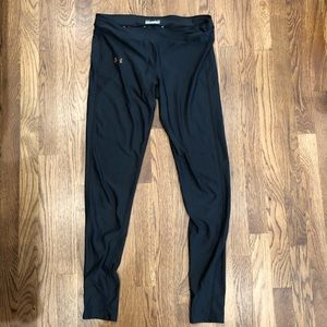 Under Armour cold gear compression tights pants L